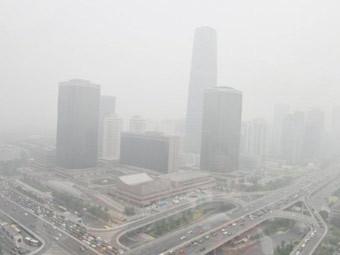 Более 200 авиарейсов из Пекина отменены или задержаны из-за тумана