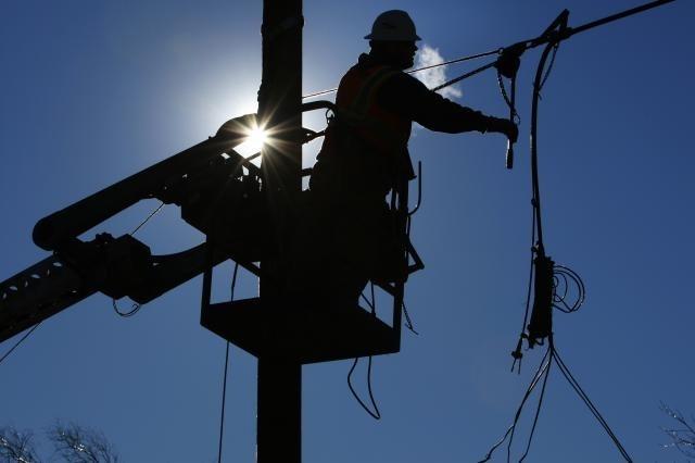 В Кировской области более 45 тыс. жителей сегодня ночью остались без света