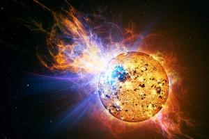 С орбиты Земли перестали поступать данные о солнечных вспышках