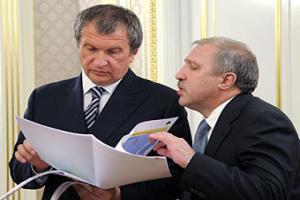 """Президент """"Роснефти"""" пойдет на понижение из-за назначения Сечина"""