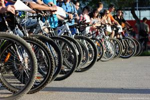 Велосипедное кольцо Ульяновска