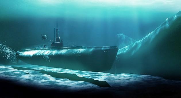 фильм один на берегу про подводную лодку